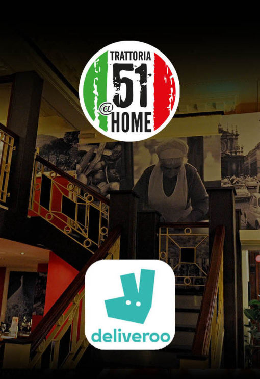 Trattoria 51 Liverpool food delivery