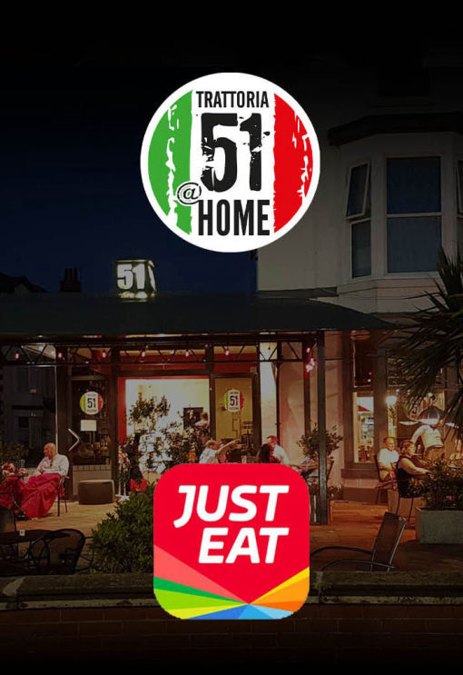 Trattoria 51 Southport food delivery